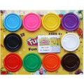 Fun Doh Refill 10 Pcs